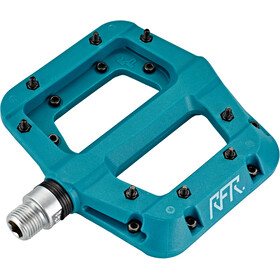 Cube RFR Flat HPP Race Polkimet, blue